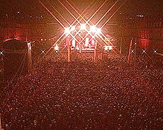 SWR- Arena of Sound / BaWü Festival