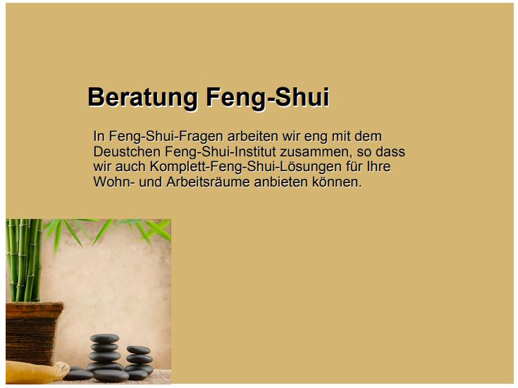 SM FEng Shui